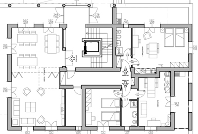 Cooperativa unica tipologie e prezzi for Planimetrie di case personalizzate